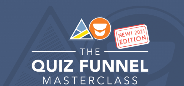QuizFunnels Masterclass 2021